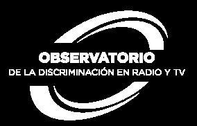 Logo Observatorio de la Discriminación en Radio y televisión